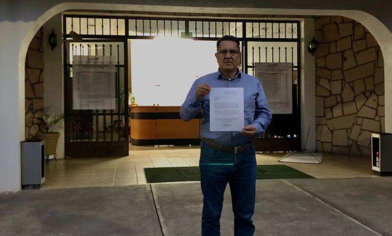 Miguel Ángel García Meza, IEM