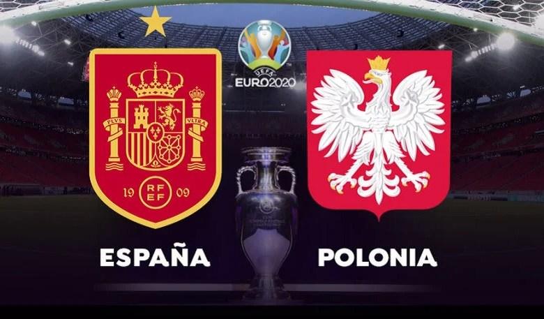 España vs Polonia