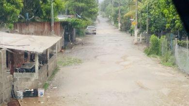 encharcamiento, inundación, Lázaro Cárdenas