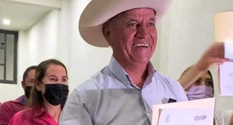 Gilberto Mejía Salgado, PES