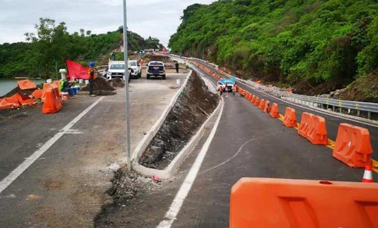 Autopista Siglo XXI, reparaciones