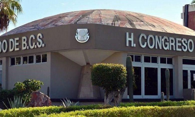 Congreso del Estado, BCS