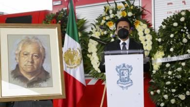 homenaje, Pedro Carlos Mandujano Vázquez