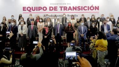 Equipo de Transición, Alfredo Ramírez Bedolla