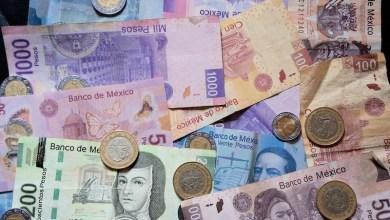 dinero mexicano, billetes,monedas
