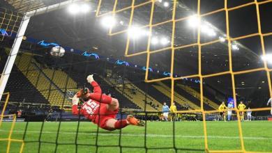gol, Champions League