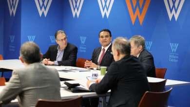Silvano Aureoles,Mexico Institute, Wilson Center