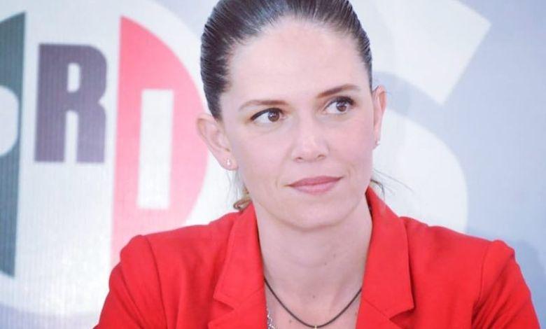 Daniela de los Santos, PRI