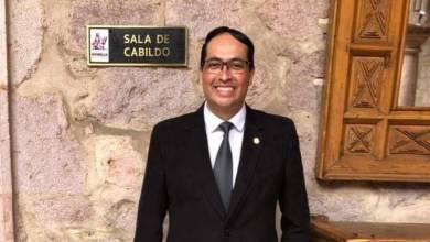 Gaspar Hernández Razo, regidor