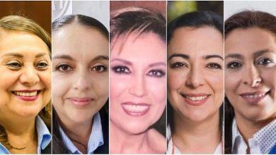 Los suspirantes, mujeres,PAN, Michoacán