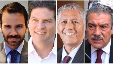 Los suspirantes, Yankel Benítez,Alfonso Martínez, Humberto Arróniz, Raúl Morón
