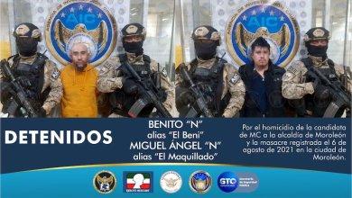 presuntos homicidas, Guanajuato