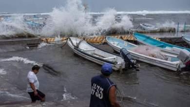 huracán Grace, Veracruz