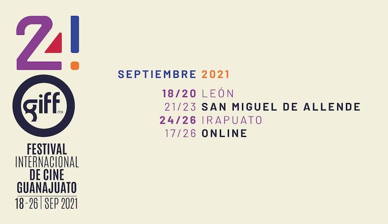 GIFF, Festival Internacional de Cine de Guaanajuato