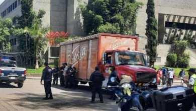 normalistas, secuestran camiones