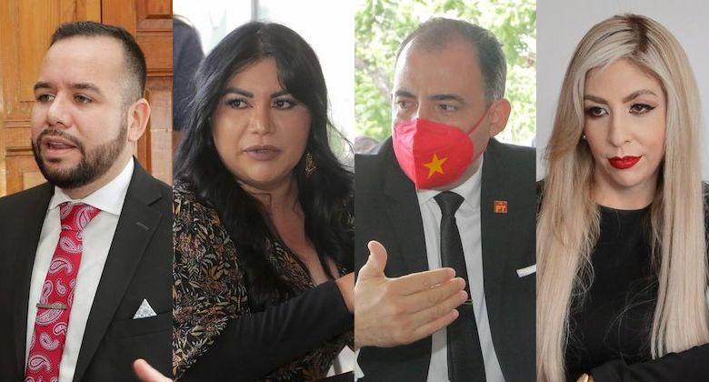 diputados PT