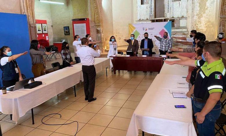 Comité Municipal de Salud, Charo