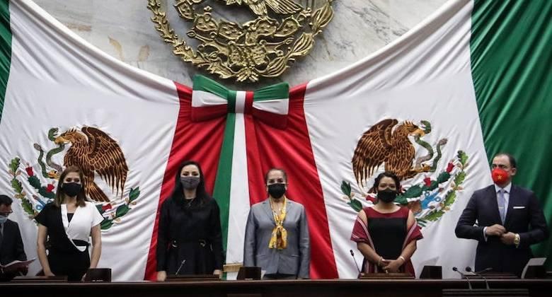 Mesa Directiva, Congreso de Michoacán