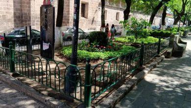 Jardín de las Rosas, Morelia