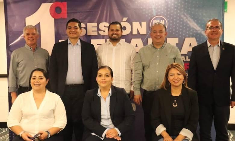 diputados federales del PAN, dirigencia estatal del PAN
