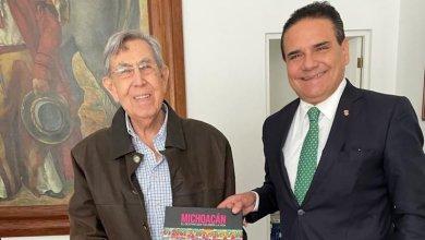 Cuauhtémoc Cárdenas, Silvano Aureoles