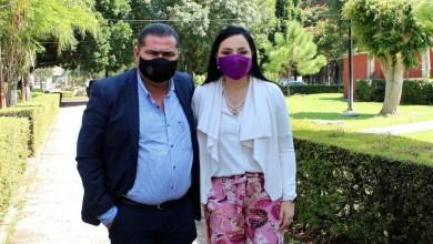 Rogelio Andrade Vargas, Adriana Hernández Íñiguez