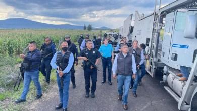 operativo, SSP, Policía Michoacán