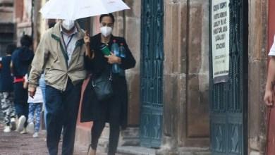 Lluvias en Querétaro