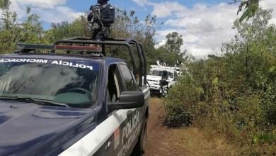 Policía Michoacán, Guardia Nacional