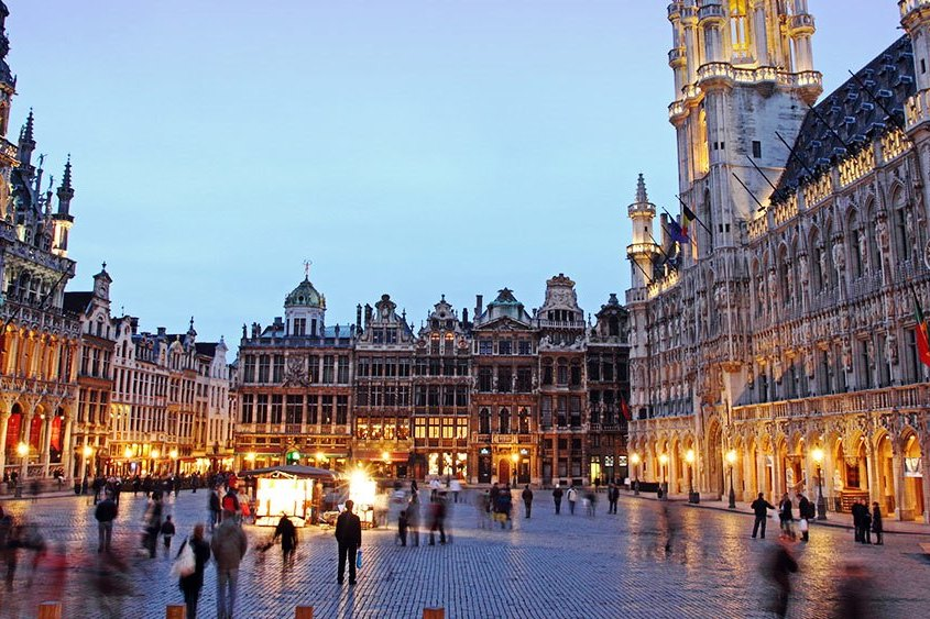 tourism in brussels after the attacks