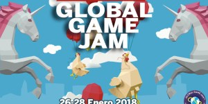 Cartel Global Game Jam Granada Enero 26 - 28