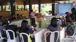 Training of Trainers on Financial Literacy in Maribojoc Bohol