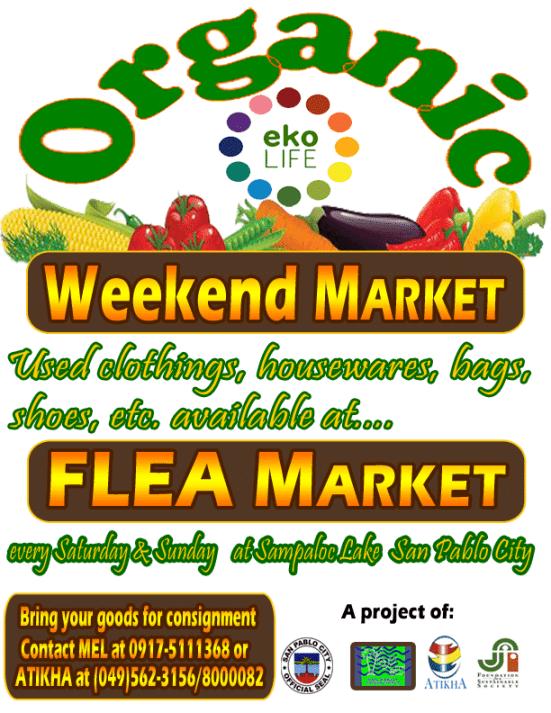 Organic Weekend Market and Flea Market
