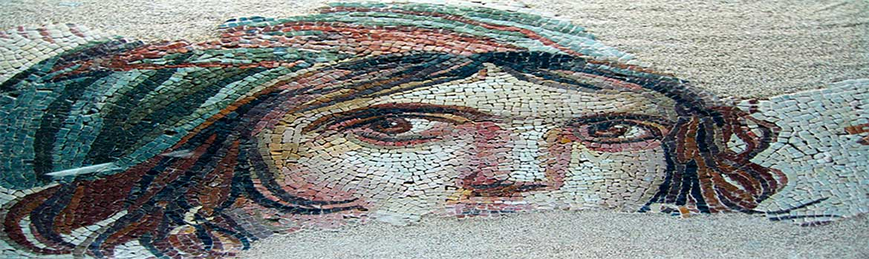 Zeugma Mosaik