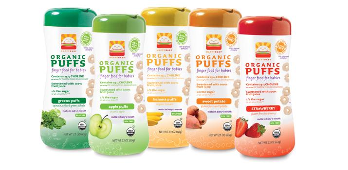 Organic Baby Snacks