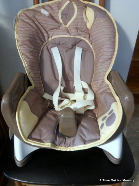 fisher price high chair seat elegant vanity chairs snugabear spacesaver review top 001