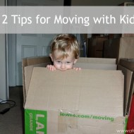 12 Tips for Moving with Kids