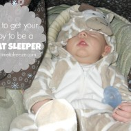 How to get your baby to be a great sleeper