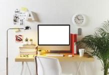 Desk organization can make you more productive.