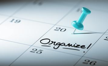 Keep your home clutter free with these organization tips.