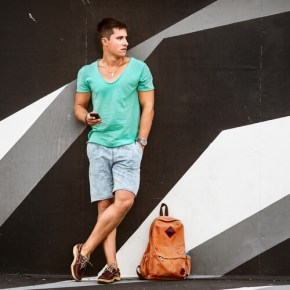 A Time to Shop men's summer fashion