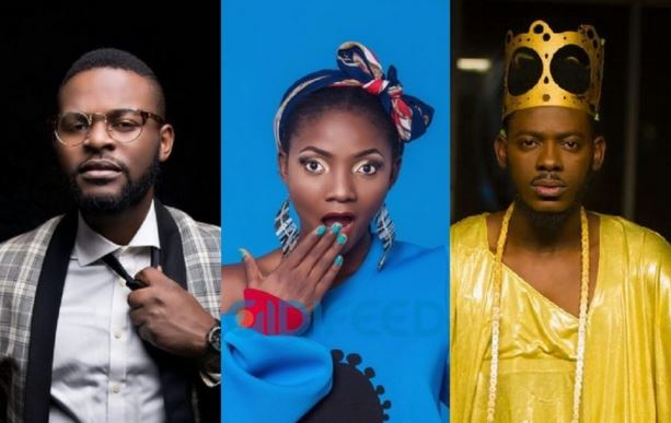 Simi finally reveals why she married Adeleke Gold and not Falz