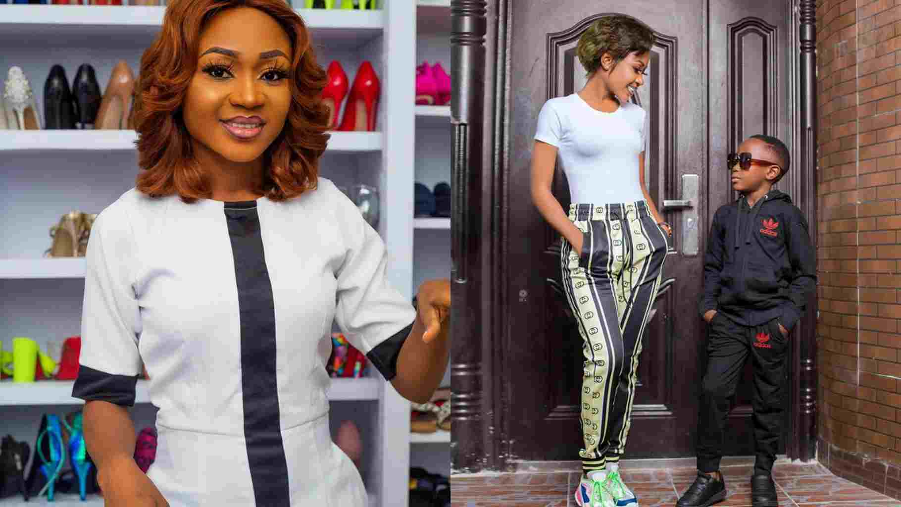 Akuapem Poloo Pulls Down Nude Photo After CID Allegedly