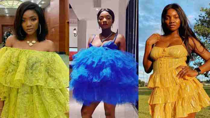 Simi proudly displays her sexy body and expensive wedding ring in new photos
