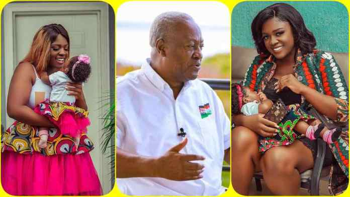 Who is Papa no Tracey Boakye baby daddy