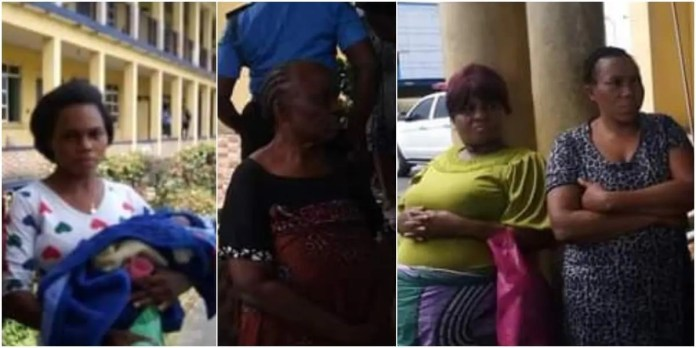 Shocking! Woman Sells Grandson Because Daddy Didn't Pay Bride Price. 49