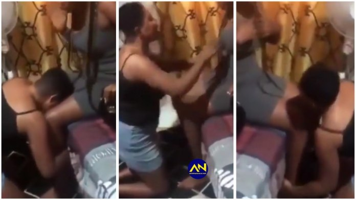 heartbroken Ghanaian lesbian