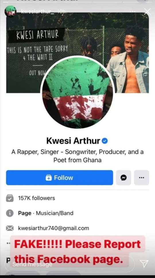 Kwesi Arthur