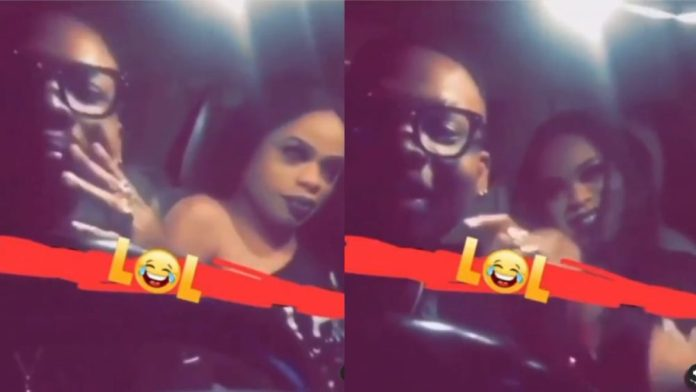 video of Nana Tornado with Bobrisky