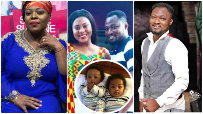 Funny Face baby mama accuses him of domestic abuse; details how Maame Yeboah save her
